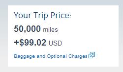 CUN-NRT pricing
